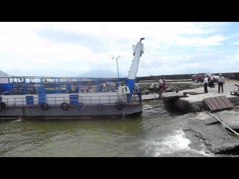 Ferry de Moyogalpa en San Jorge