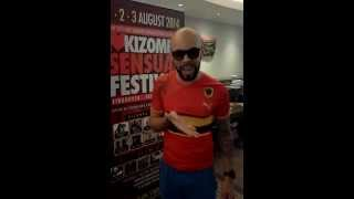 Dj Barata I Love Kizomba Sensual Festival Promo Video 2014