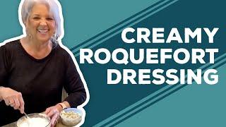 Quarantine Cooking - Creamy Roquefort Dressing