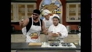 Wrestlin' Up Some Grub, programa inédito de luchadores cocinando