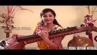 Veena Srivani || Happy Birthday Instrumental