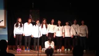 2013서울동부교회 청년찬양제- 항상기뻐해요-행함부
