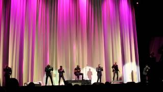 Naturally 7 - (I Can Feel It Coming) In the Air Tonight (Live@ Tallinn, Estonia)