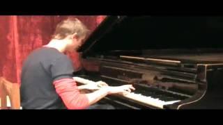 Dj Klubbingman Love message piano cover