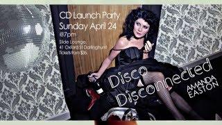 Disco Disconnected Invitation