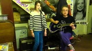Aqua - Barbie Girl - Acoustic Cover - Jasmine Thorpe ft. Danny McEvoy