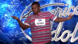 "American Idol Audition -Bill Withers Lean On Me cover by Demitrus ""️Demie"" Carter"
