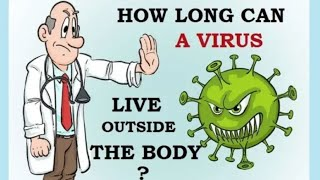 How Long Can the Flu Virus Live Outside the Body?