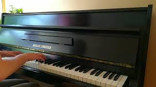 I Need U - BTS Piano Cover