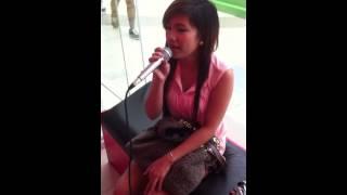 hulog ng langit - donna cruz ( cover izhay santos )