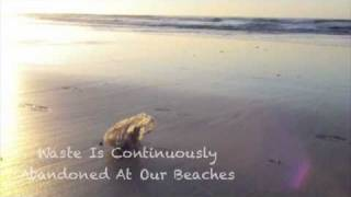 "Future Shots: ""Decomposing Our Beaches"" by Patrick and Jakob, age 15"