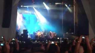 Sepultura & Zé Ramalho Rockinrio 2013