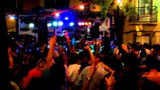 Santos populares 2010 na Bica