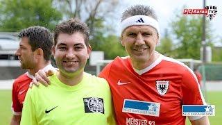 Rückblick FCA-Legenden - FC Traktor
