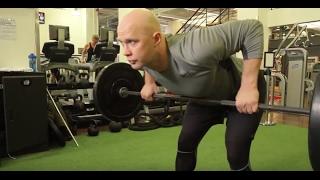 Rafal Kaszubowski's PARAMOUR Workout Routine | Cirque du Soleil Paramour