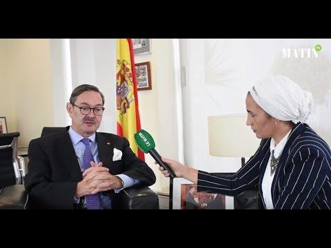 Video : Entretien exclusif avec M. Ricardo Diez Hochleitner, ambassadeur d'Espagne au Maroc