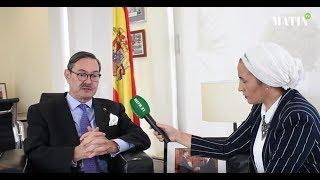 Entretien exclusif avec M. Ricardo Diez Hochleitner, ambassadeur d'Espagne au Maroc