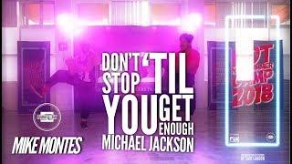 Don't Stop' Til You Get Enough - Michael Jackson / Mike M. Choreography - MDT