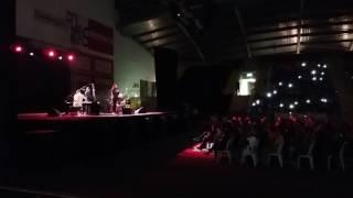AMAR PELOS DOIS - Salvador Sobral (PORTUGAL) winner Festival Eurovisão da Canção 2017! Ao vivo Ovar