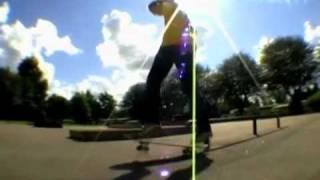 Kevin - 5050 to Fs Boardslide