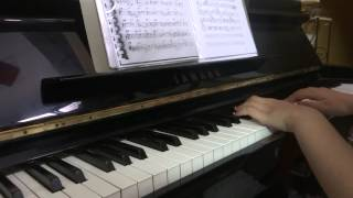It's not goodbye Piano Cover