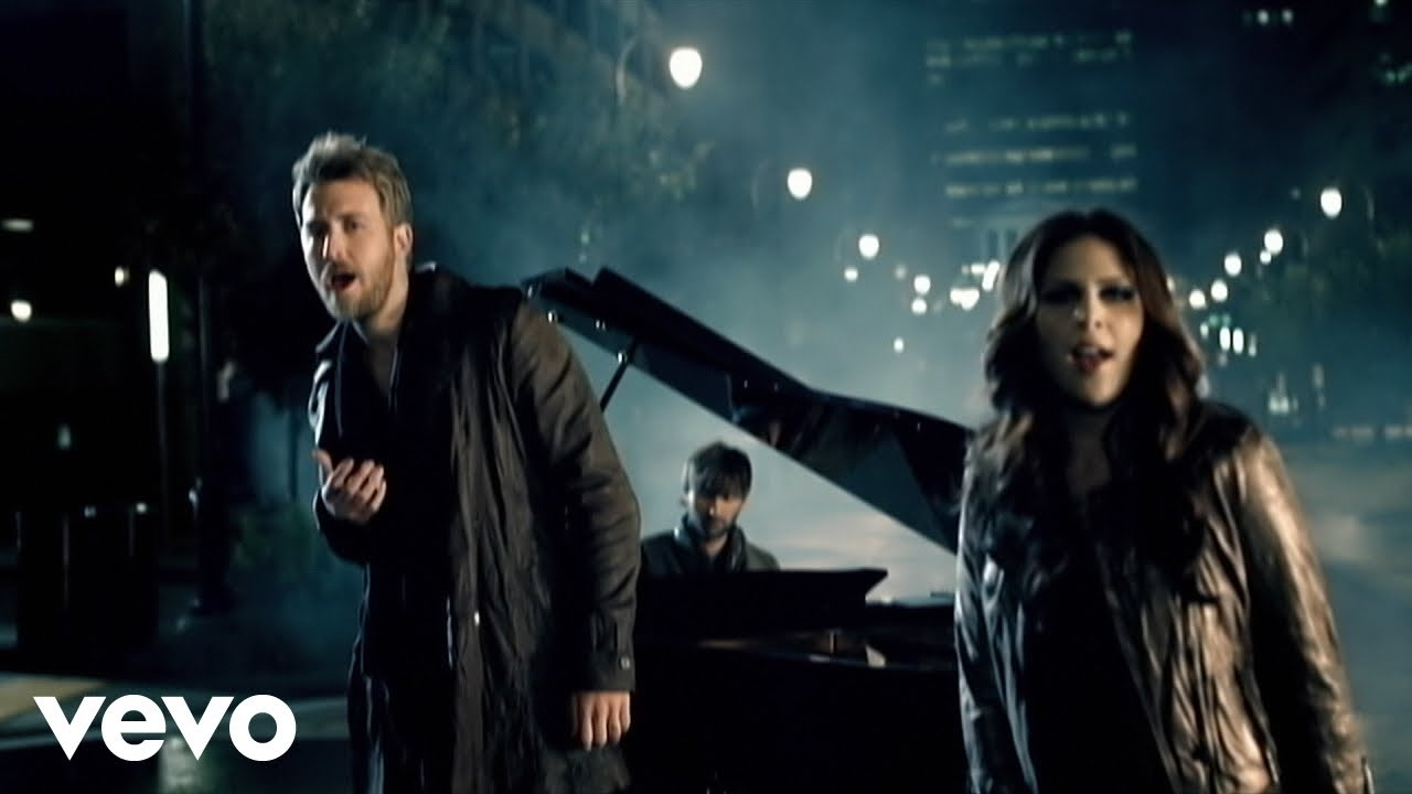 Lady Antebellum Razorgator 2 For 1