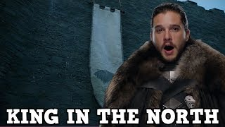 Game of Thrones Season 7 Jon Snow The King In The North - Predictions and Theories