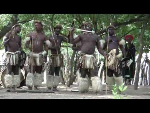 Zulu Dance – KwaZulu Natal, South Africa
