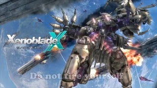 Xenoblade Chronicles X - Uncontrollable (with Lyrics) 【 Nightcore Remix 】