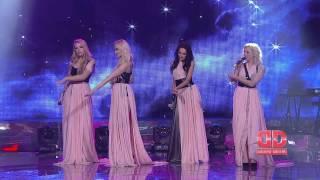 """LRT """"Dainų daina"""": Pop Ladies - Tik naktis"""