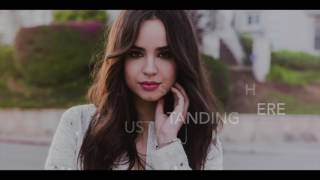 Why don't I - Sofia Carson (lyric) A cinderella story - If the shoes fits