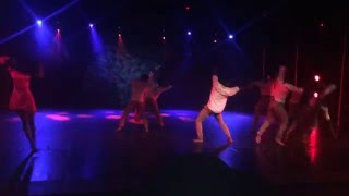 Strikers dance troupe | it's a man's world | Choreography | Conrad Kelly |