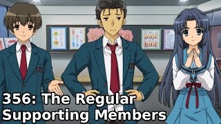 Suzumiya Haruhi no Tsuisou - 356: The Regular Supporting Members (Part 132)