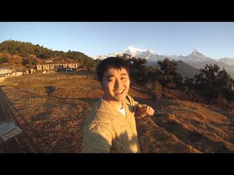 쭈구리tv 히말라야를 가다 in Nepal