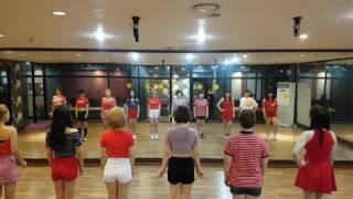 레드벨벳(Red Velvet) - 빨간맛(Red Flavor) 안무