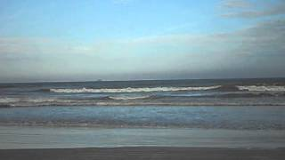 Que barulhinho bom!! O som do mar e do vento...