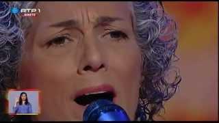 Lara Li à capella - Jura - 25 Out, 2013