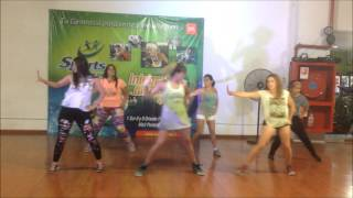 Sorry (Rajiv Dhall Cover) Justin Bieber - Coreografia Zumba Fitness - Romy sibel CHILE
