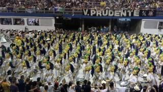 Bateria Vila Maria 2017 desfile