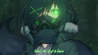 【Nightcore】→ Black Sea || Lyrics