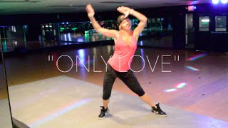 Only Love by Shaggy Ft. Pitbull & Gene Noble (REMIX) - Zumba Dance Fitness choreo by KC