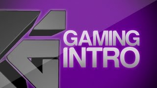 2d & 3d intro for gaming (Sony vegas only)