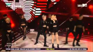 131126 Trouble Maker - Now live HD Simply K Pop