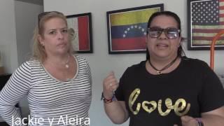 Envío de insumos desde Los Ángeles a Venezuela 18 abril