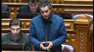 José Luís Ferreira sobre desemprego e prestações sociais