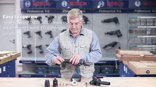 Bosch GSR 18V-EC FC2 Professional