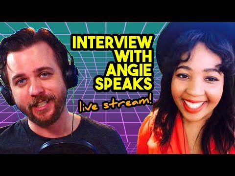 Interview with Angie Speaks! Live Stream Event - This Tuesday at 9amEST!