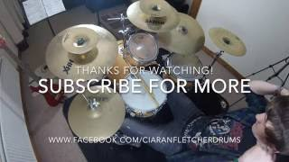 The Used - The Bird and The Worm (Drum Cover by Ciaran Fletcher)