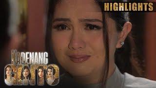 Daniela, itatago ang sikreto ng kanyang Ama kay Romina | Kadenang Ginto (With Eng Subs)