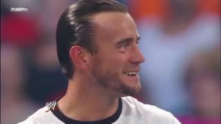CM Punk Music Video Tribute || Battle Scars -- WWE